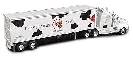 Fresh Farms Diary Reefer