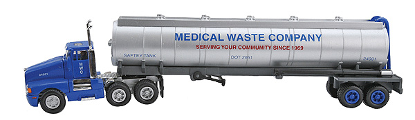 Medical Waste Tank