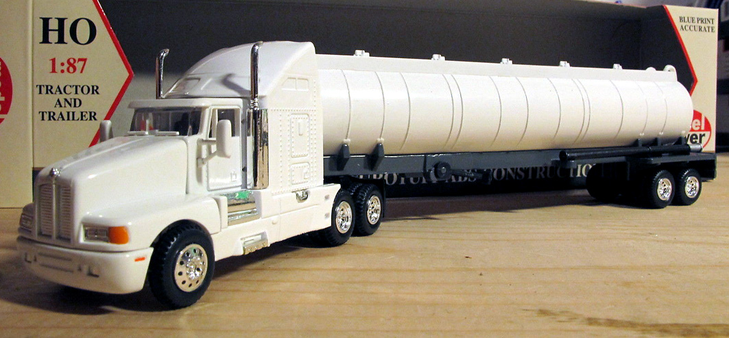 Owner Operater Tank Truck