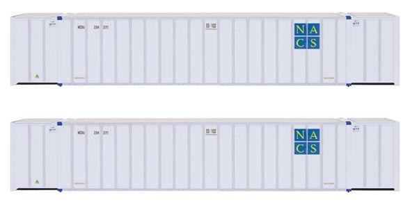 NCDU / NACS