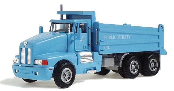 Dump Truck Puplic Utility