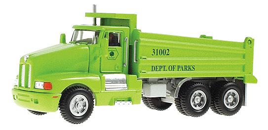 Dump Truck Dept. of Parks