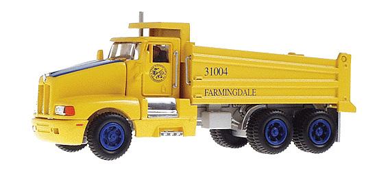 Dump Truck Town of Farmingdale