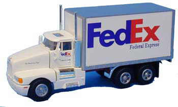 Delivery Truck FedEx