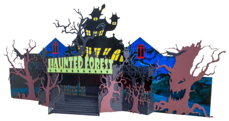 Halloween Forest Circus Kit