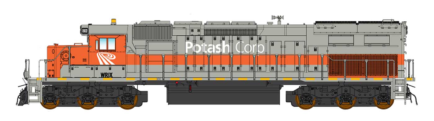 Western Rail Inc. / WRIX Potash
