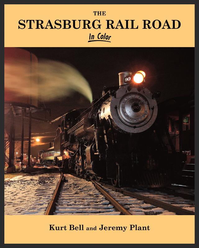 Strasburg Railroad in Color