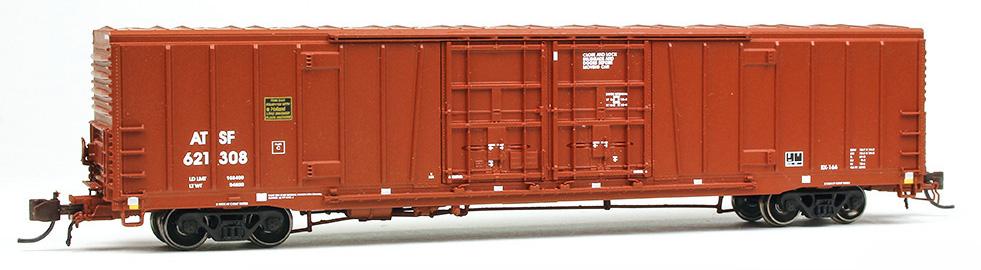 62' Beer Boxcar N