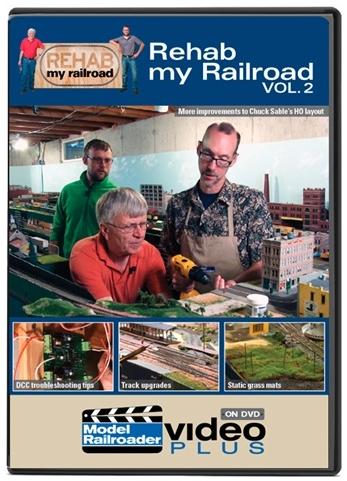 Rehab my Railroad Vol. 2