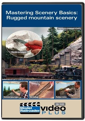 Mastering Scenery Basics: Rugged Mountains