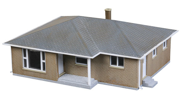 Ranch Tract House (Kit)