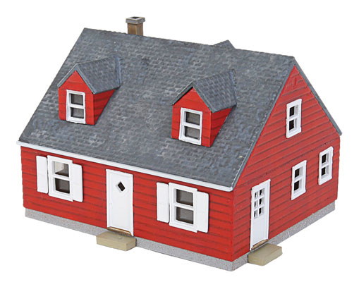 Cape Cod House (Kit)
