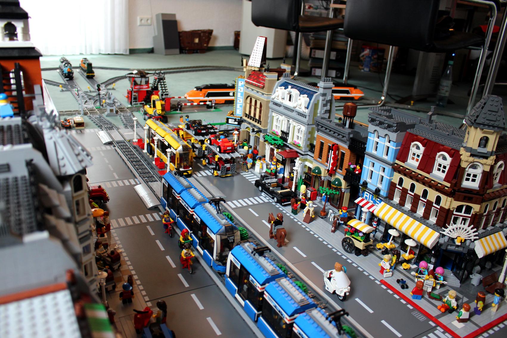 Lego City 07-2015
