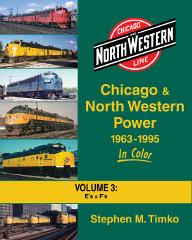 Chicago & North Western Power, Vol. 3