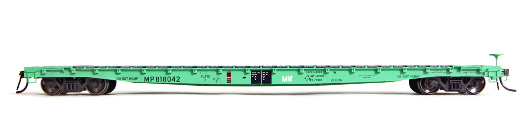 GSC 60` Flatcar H0