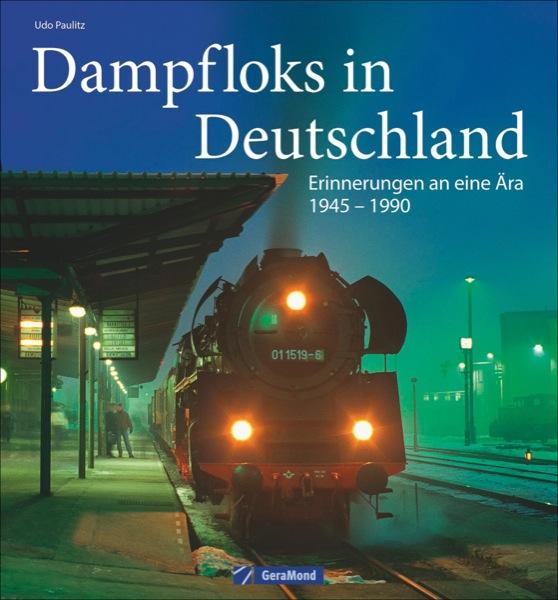Dampfloks in Deutschland, 1945-1990