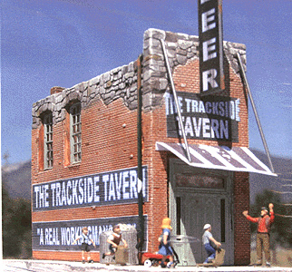 The Trackside Tavern