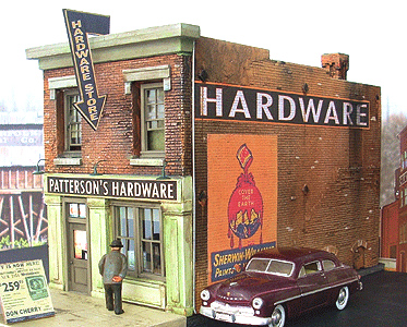 Patterson´s Hardware