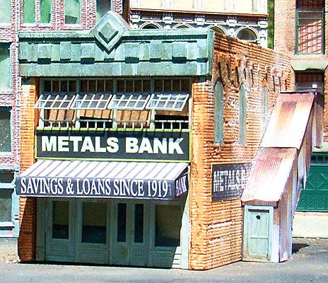 Metals Bank