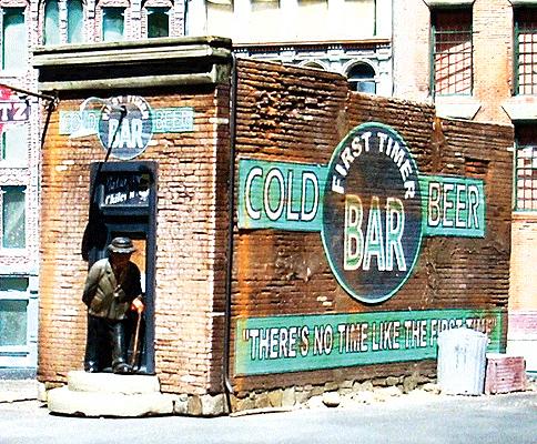 First Timer Bar