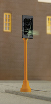 Traffic Light, single-sided