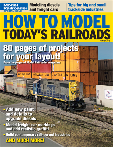 How to model today´s Railroads