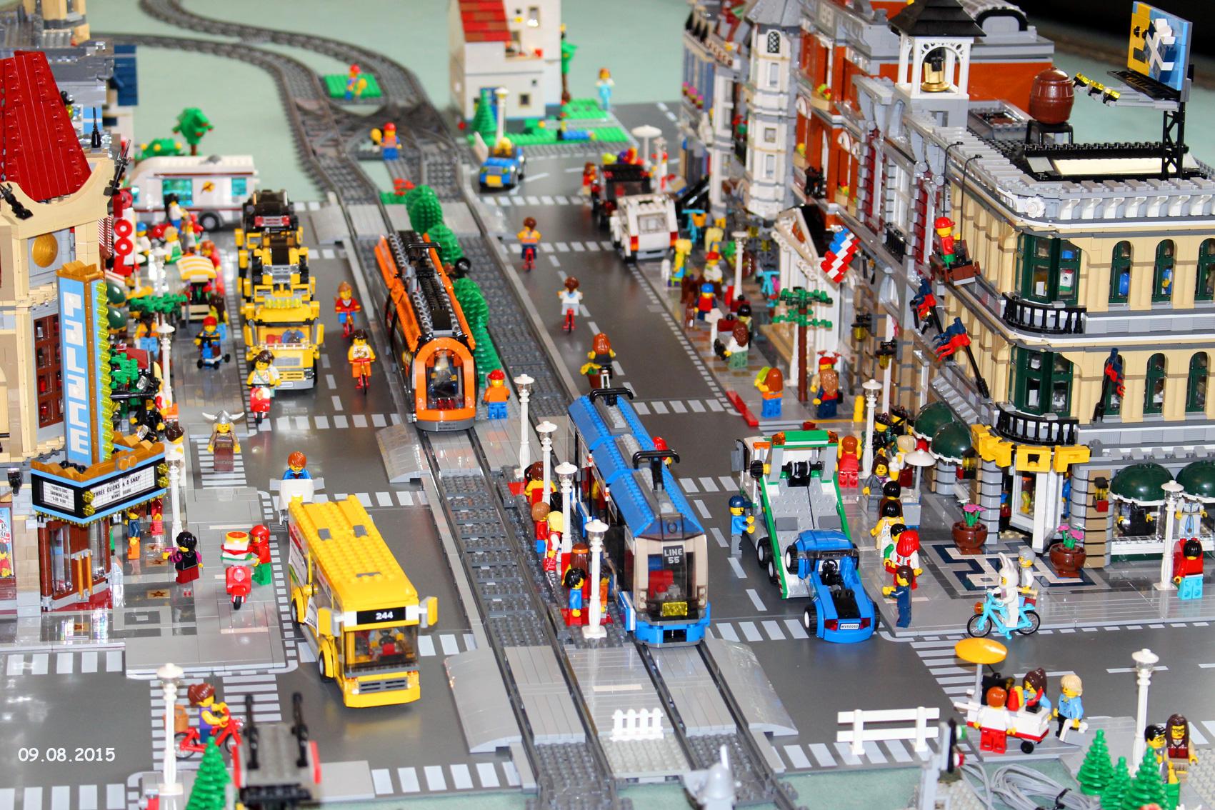 Lego City 08-2015