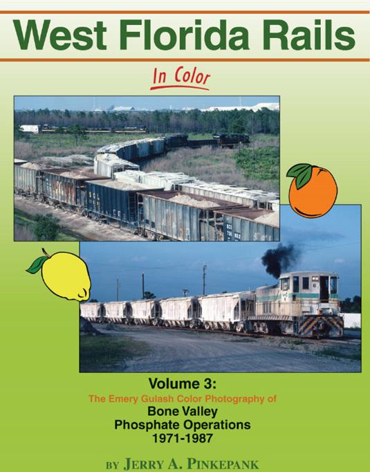 West Florida Rails, Vol. 3
