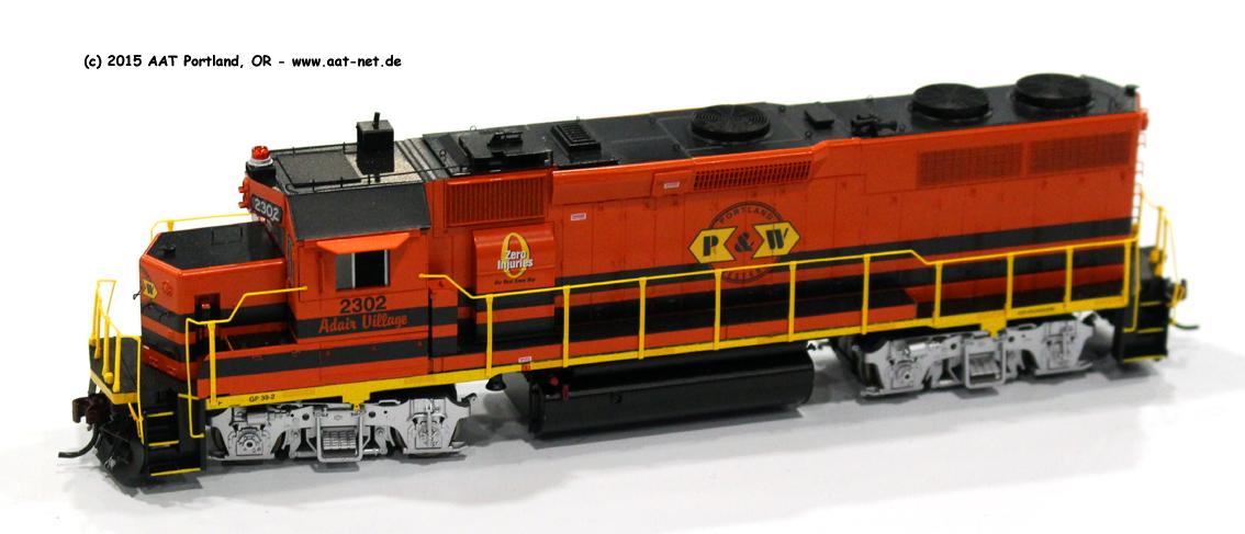 EMD GP39-2