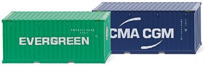 20´ Container (2 Stück)