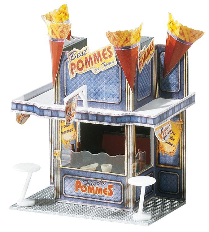 """Kirmesbude """"Pommes XXL"""""""