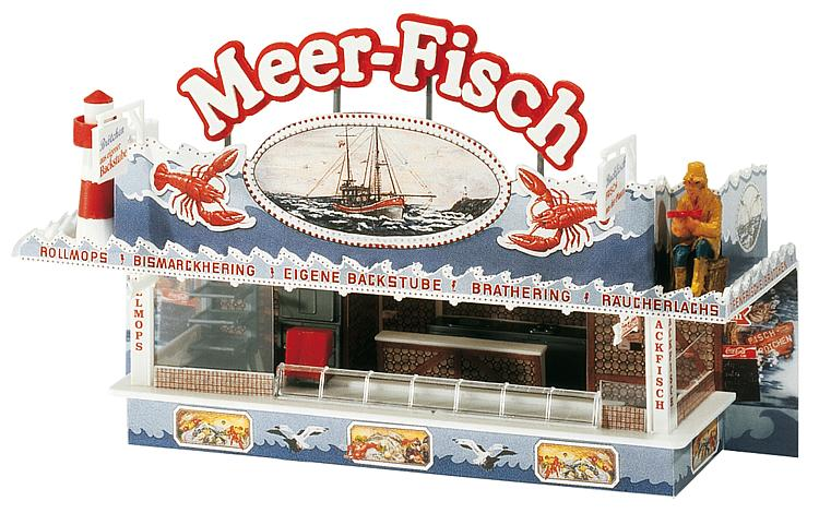 """Kirmesbude """"Meer-Fisch"""""""