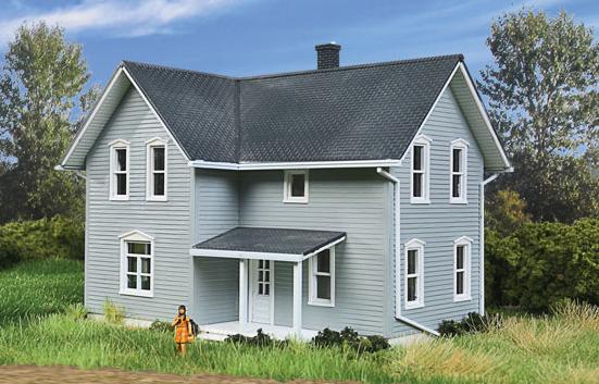 Tillman Farm House (Kit)