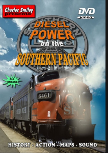 Diesel Power of the Southern Pacific