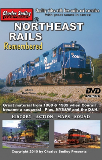 Northeast Rails Remembered, I