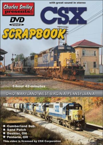 CSX Scrapbook