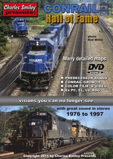 Conrail - Hall of Fame