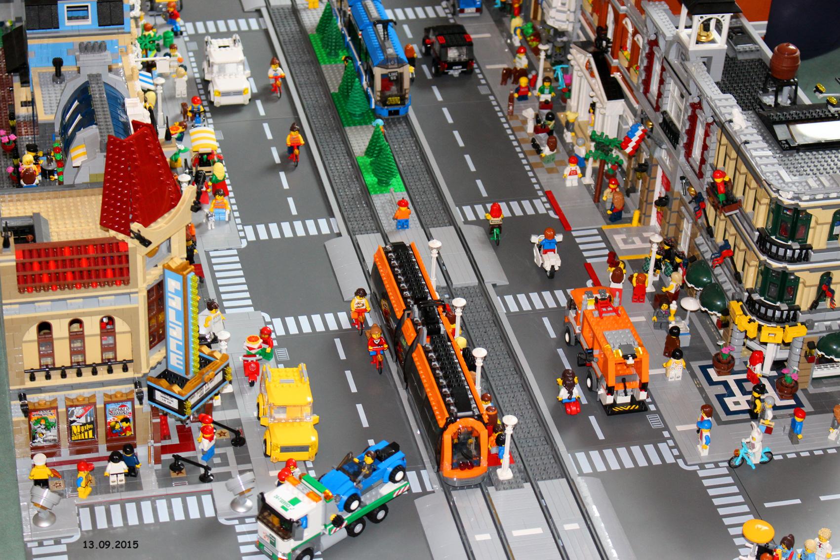 Lego City 09-2015
