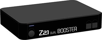 Z21 Dual Booster, 2x3A