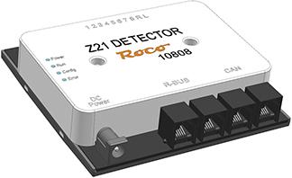 Z21 Detektor