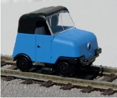 Schienentrabi (ohne Antrieb)