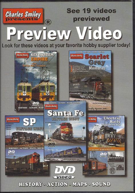 Pre-View DVD