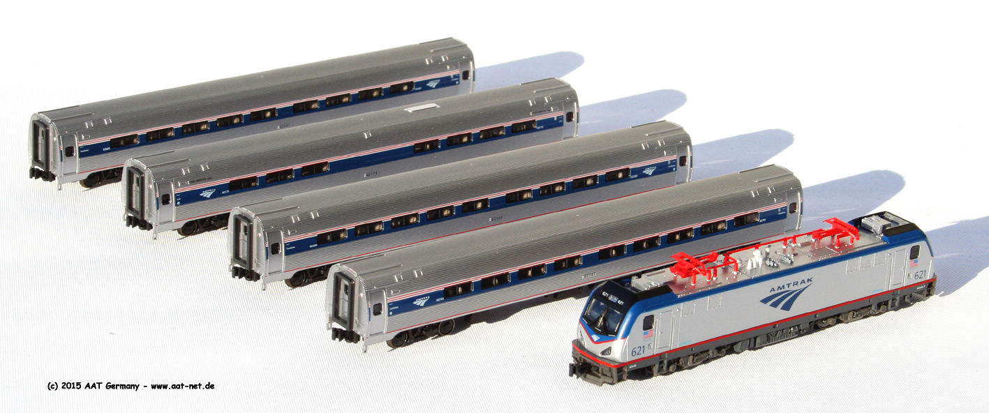 Amtrak Cities Sprinter
