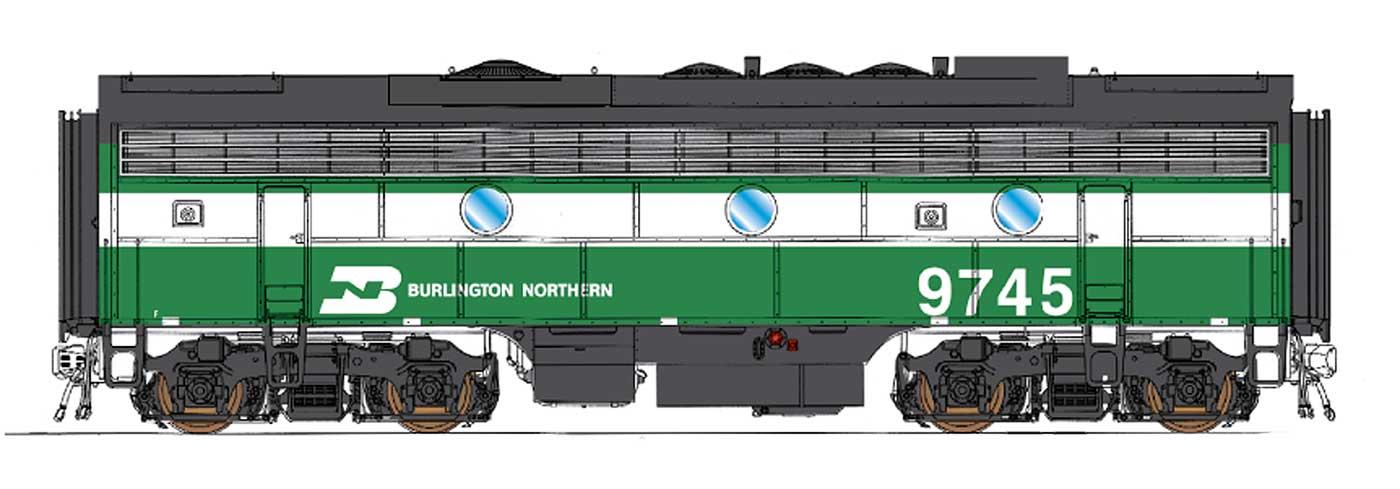 Burlington Northern