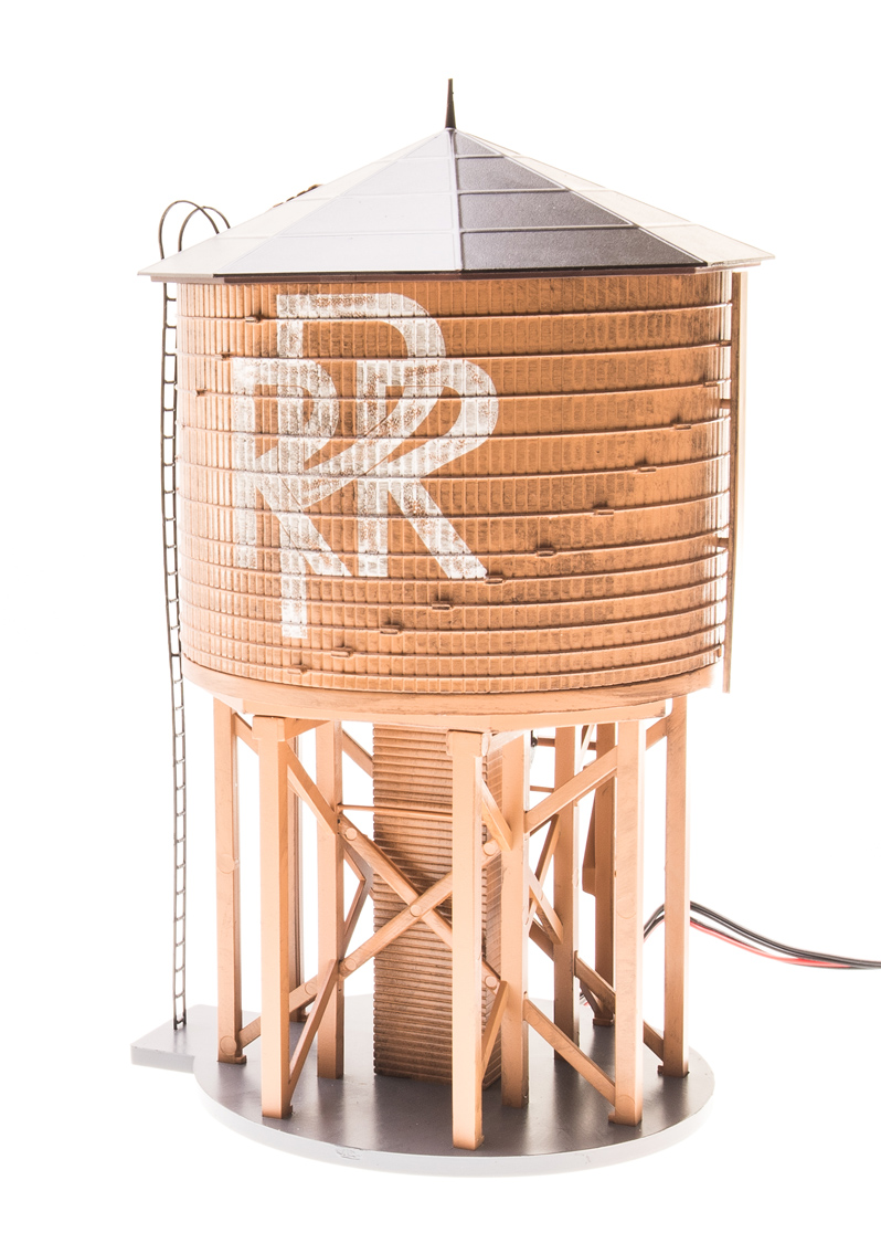 Operating Water Tower