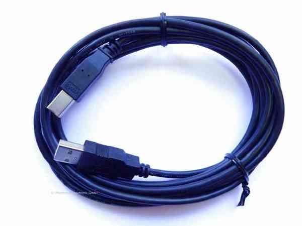 USB-Ansschlusskabel