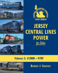 Jersey Central Lines Power, Vol. 2
