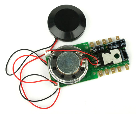 Drop-In Dual Mode Sound & DCC Decoder