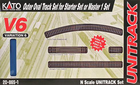 Trackset V6