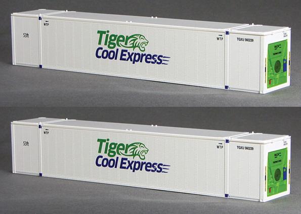 Tiger Cool Express